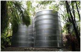 steel tanks nz